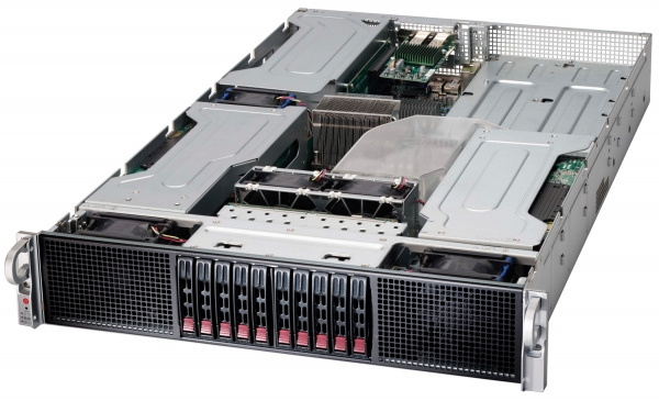 Supermicro GPU Server 2029GP-TR